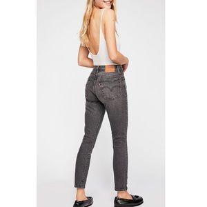 NWT Levi's 501 Premium Skinny Jeans